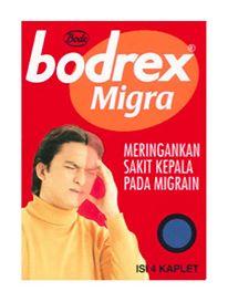Bodrex Migra, Solusi Sakit Kepala Sebelah