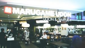 Suasa Restoran yang  Tampak Modern