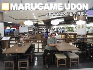Gambar Lebih Jelas Suasana  Marugame Udon & Tempura