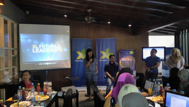 Diskusi Perkenalan Program XL Future Leaders