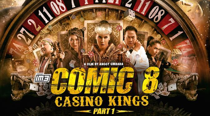 Comic 8 Casino King Film Dengan Berbagai Bumbu Komedi