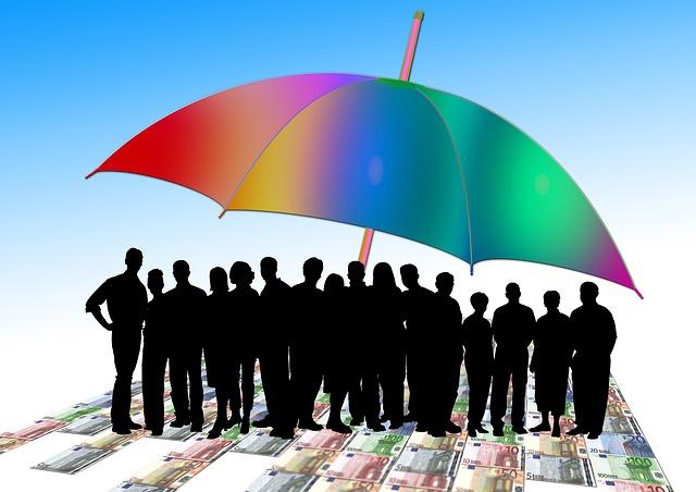 Asuransi ibarat payung. Payung tidak menjamin hujan tidak akan turun. Tapi menjamin anda tidak akan basah kalau ada hujan. Sumber gambar: pixabay
