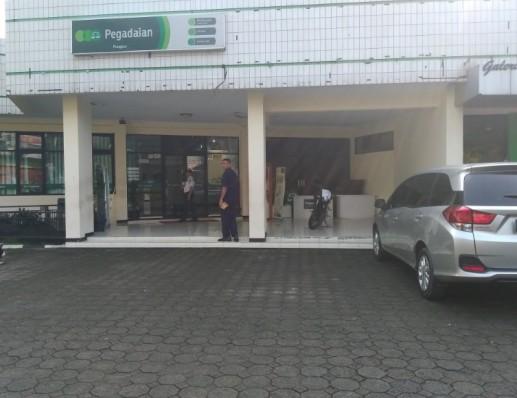 Kantor Pegadaian Pungkur Bandung