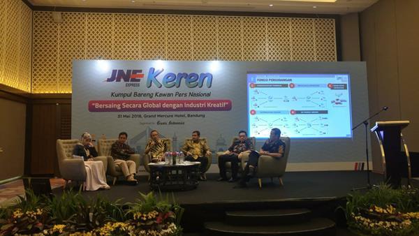 forum diskusi JNE 3