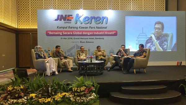 forum diskusi JNE
