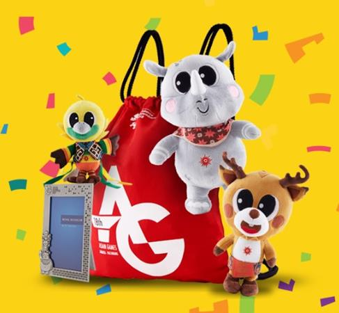 merchandise Asian Games 2018