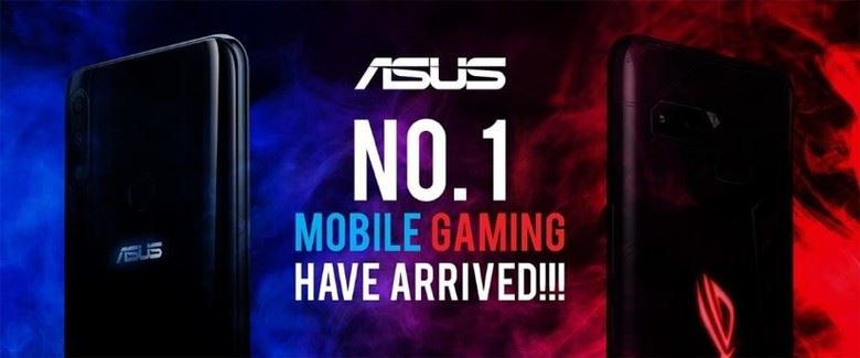 mobile gaming asus