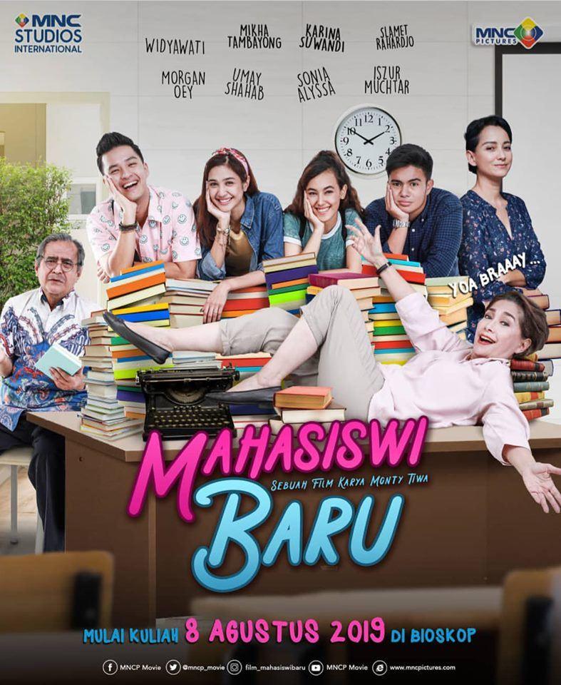 Official Poster Mahasiswi Baru (2019)