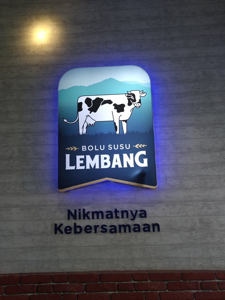 bolu susu lembang