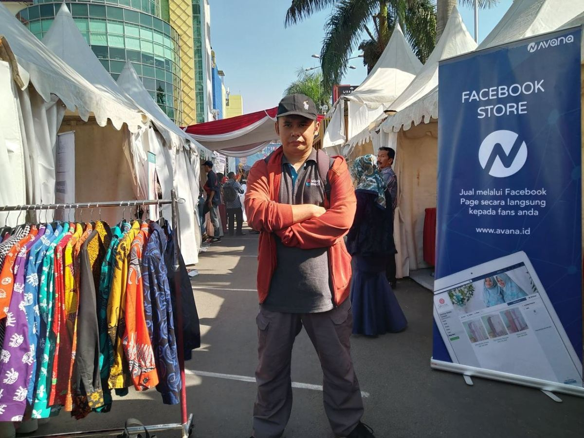 Bergaya di Cooperative Fair 2019
