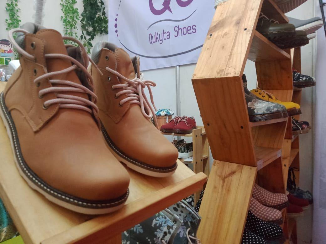 Qukyta shoes dari bandung
