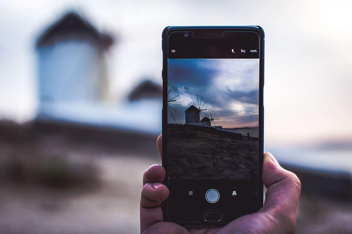 fotografi ponsel