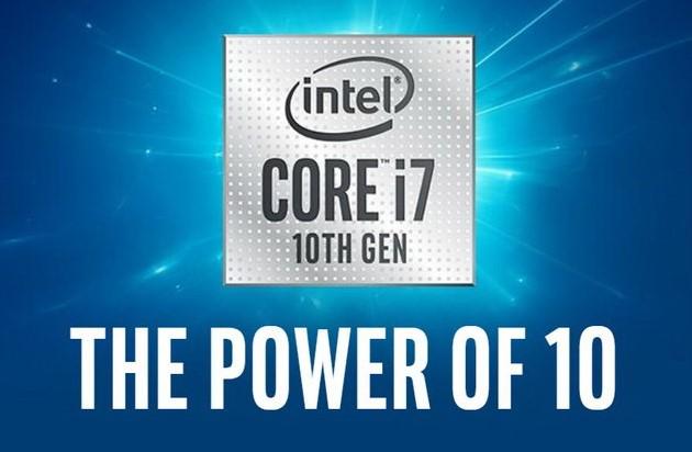 Intel Core i 10th Gen