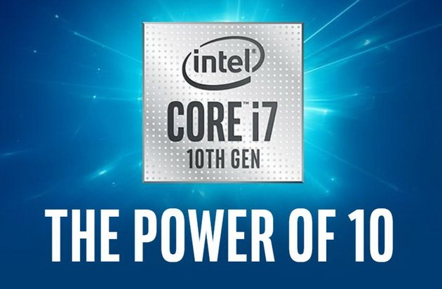 Intel Core i 10th Gen