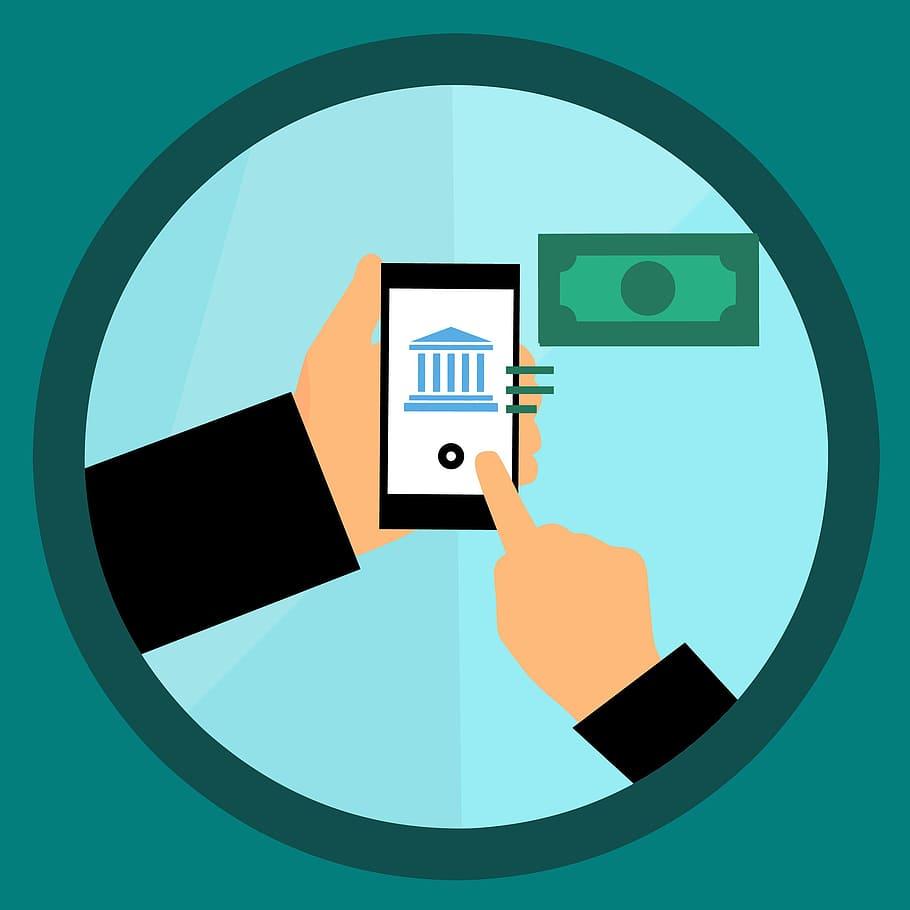 money-transfer-banking-icon